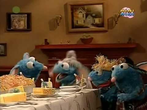 Niedźwiedź w dużym niebieskim domu - odc.82 Rodzina Tutka