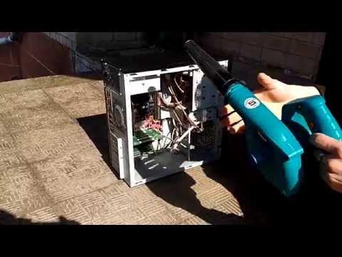Youtube download : Продувка компьютера от пыли