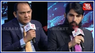 India Favourites For Asia Cup, Says Mohammad Azharuddin; Misbah Disagrees | Salaam Cricket 2018 - AAJTAKTV