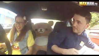 Khi nữ quái xế quyết định troll giảng viên trường lái theo phong cách Fast & Furious :-O
