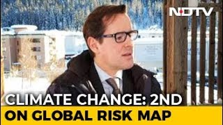 Davos 2019: What Are The Top 10 Global Risks In The Next 10 Years - NDTV