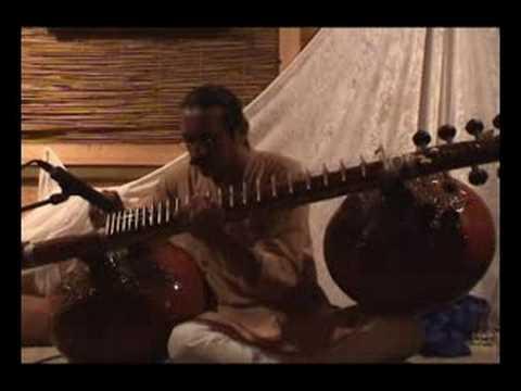 Ustad Bahauddin Dagar Rudra Veena Raga gangeyabushan
