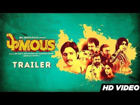 Phamous Hindi Movie Trailer  Jimmy Sheirgill, Jackie Shroff, Kay Kay, Pankaj Tripathi, Mahie Gill