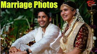 Naga Chaitanya weds Samantha Marriage Photos - TELUGUONE