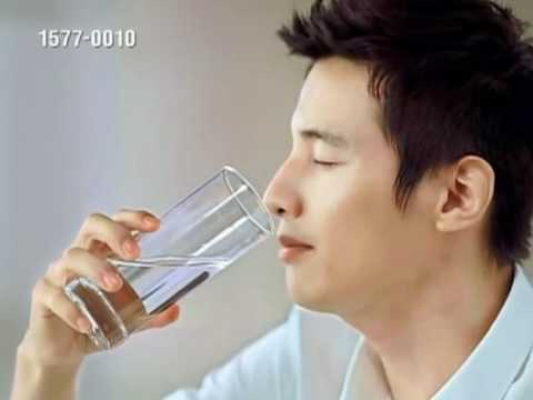 [TVC] Won Bin - Cuckoo Water Purifier CF 15s