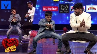 Shaker Master and Vinni Dance Performance - Dhee Jodi (#Dhee11) Promo - 21st November 2018 - Sudheer - MALLEMALATV