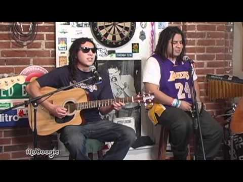 "TRIBAL SEEDS ""Beautiful Mysterious"" - acoustic @ the MoBoogie Loft (full video)"