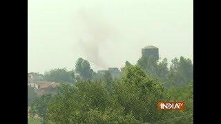 Pakistan again violates ceasefire in Arnia sector of Jammu & Kashmir - INDIATV