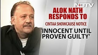 Alok Nath Sues Writer Who Accused Him Of Rape, Demands Re 1 - NDTV