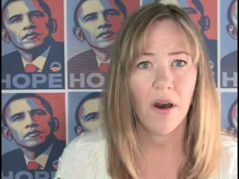 Obama Supporter Interviews Her 2008 Self