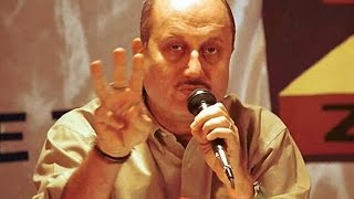 Anupam Kher speaks on the JNU issue | Bollywood News | #TMT
