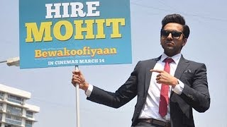 Ayushmann searching for a NEW JOB | Bewakoofiyaan