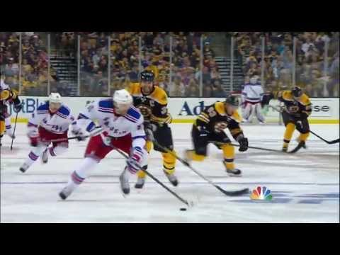 Bruins-Rangers Game 2 2013 Semifinals Highlights 5/19/13