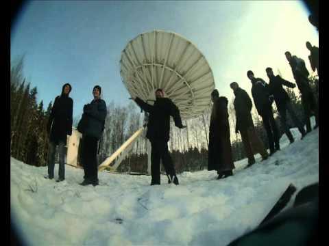 Radioteleskop RT-9 w Rzepienniku Biskupim