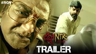 Lakshmi's NTR Movie Trailer | #NTRtrueSTORY | RGV | Yagna Shetty | Agasthya Manju | Vennupotu Story - RGV