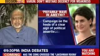 Speak out India: What do you make of the war between Priyanka and Varun Gandhi - NEWSXLIVE