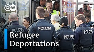 Germany resumes deportations to Afghanistan despite increasing violence | DW News - DEUTSCHEWELLEENGLISH