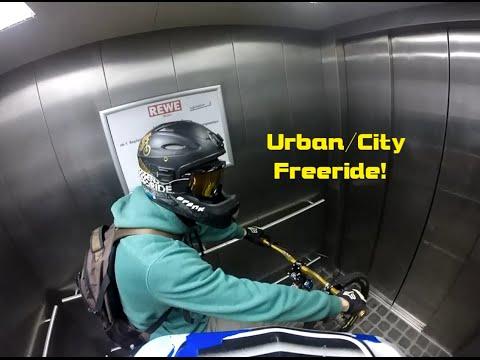 Urban Freeride 2016 City GoPro