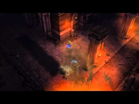Diablo 3 - Blizzcon 2011 Gameplay HD