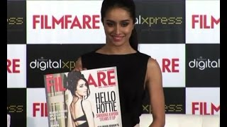 INTERVIEW : Shraddha Kapoor on Filmfare cover - BOLLYWOODCOUNTRY