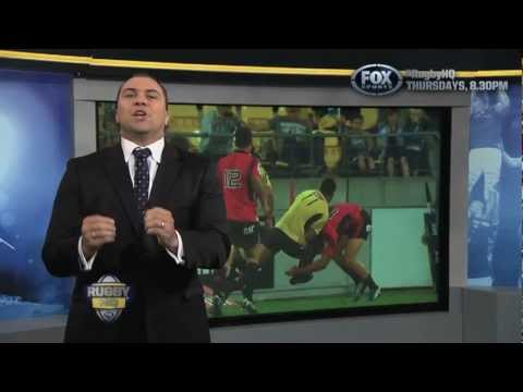 RUGBY HQ - TOP 5 'DON'T ARGUES' OF ALL-TIME
