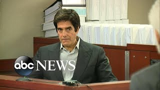 David Copperfield reveals illusion under oath - ABCNEWS