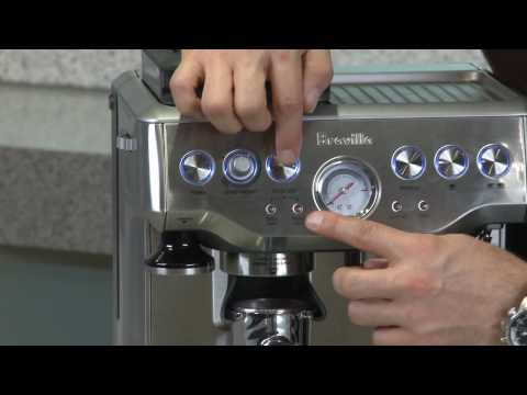 Solutions The Barista Express BES860XL Too Much Too Little Espresso Delivered To Basket