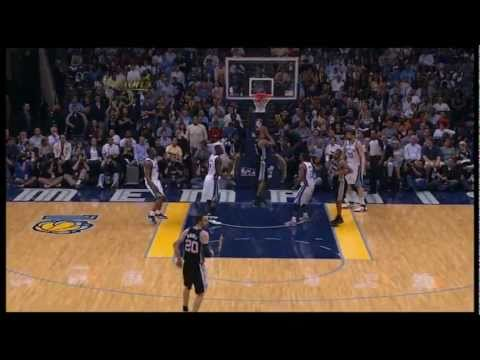 Manu Ginobili 2010-2011 MVP Highlights - HD