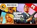 Grand Theft Auto V (PC) - Review