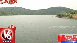 Riserviors are filled with water due to rains in Maharastra & Karnataka - Teenmaar News - V6NEWSTELUGU