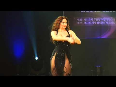 'Mozza Masraiy' Yulia Redkous  in 2015 El Sa'awah festival(Seoul,Korea) - اتفرج دوت كوم