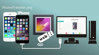 How to Transfer Pictures from iPhone to Flash Drive, Backup iPhone Photos to Flash Drive