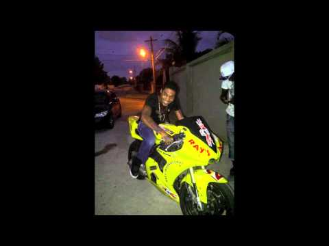 VYBZ KARTEL -  BIKE BACK (DUCATI BATTY) APRIL 2011