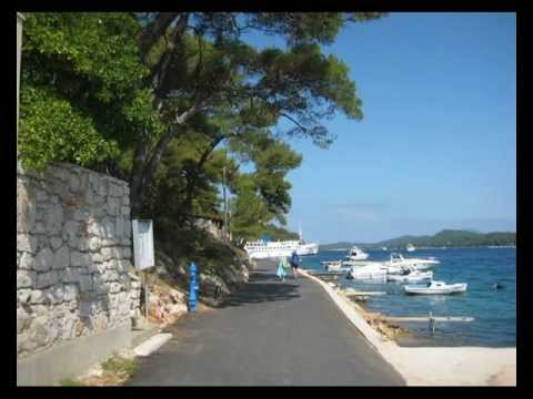 Mali Losinj 2011 Kstenweg zur Cikat Bucht