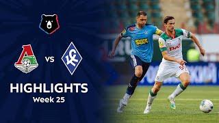 Highlights Lokomotiv vs Krylia Sovetov (1-1) | RPL 2019/20