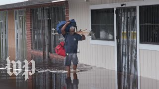 After days of flooding and power outages, North Carolinians look for help - WASHINGTONPOST