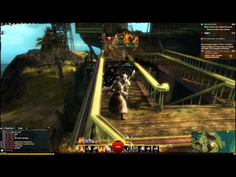 Let's Play Guild Wars 2 #269 [HD] [Deutsch] Boss Admiral Taidha Convigton
