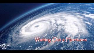 Royalty Free :Waiting Out a Hurricane