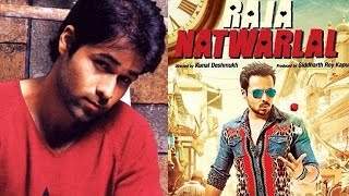 Emraan Hashmi talks about