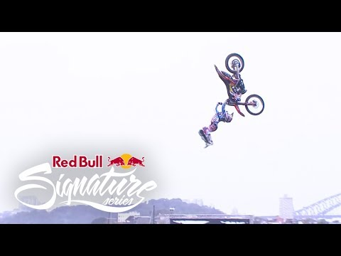 Red Bull Signature Series - X-Fighters Sydney 2012 FULL TV EPISODE