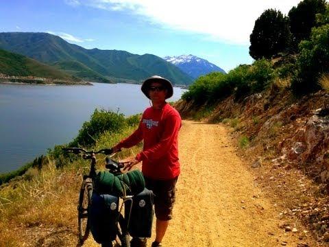 Adventure Man Bike Tour: A Bicycle Touring Documentary