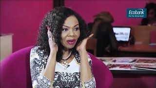 Against the Odds with Peace Hyde EP9 hosts Betty Irabor, founder of Genevieve magazine - ABNDIGITAL