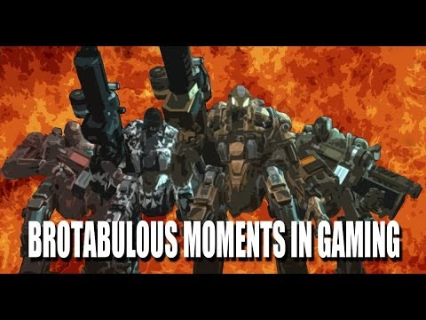 Brotabulous Moments in Gaming: XCOM: Enemy Within