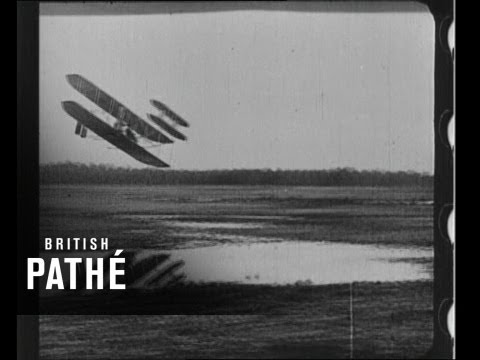 Wright Brothers First Flight (1903)