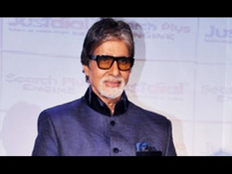 Amitabh Bachchan Launches Just Dial Plus | Website | Search Engine | VSS Mani, CEO