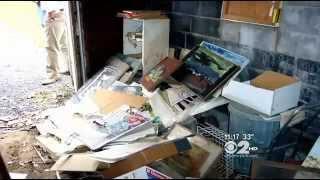 Найденные в гараже картины оценили в 30 млн долларов