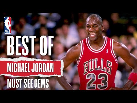 Michael Jordan's Career Highlights -WgQ7L-EI-cU