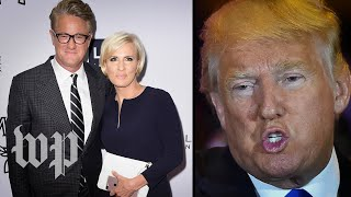 Trump's long feud with Joe Scarborough and Mika Brzezinski, explained - WASHINGTONPOST