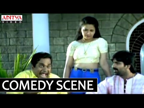 Kshemanga Velli Labanga Randi Comedy Scenes - Ravi Teja Comedy