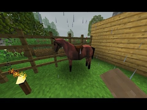 Survivalcraft #2 Ja Temos Cavalo